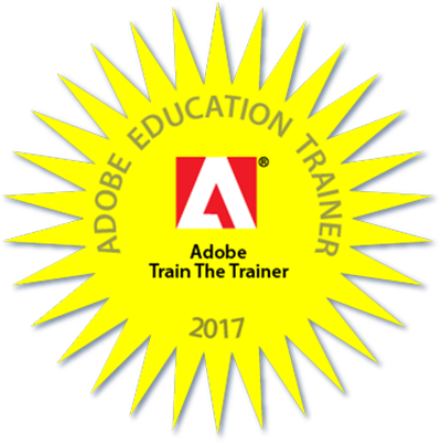 Adobe Training Badge